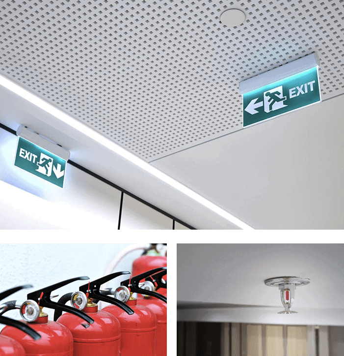 commercial fire alarm systems
