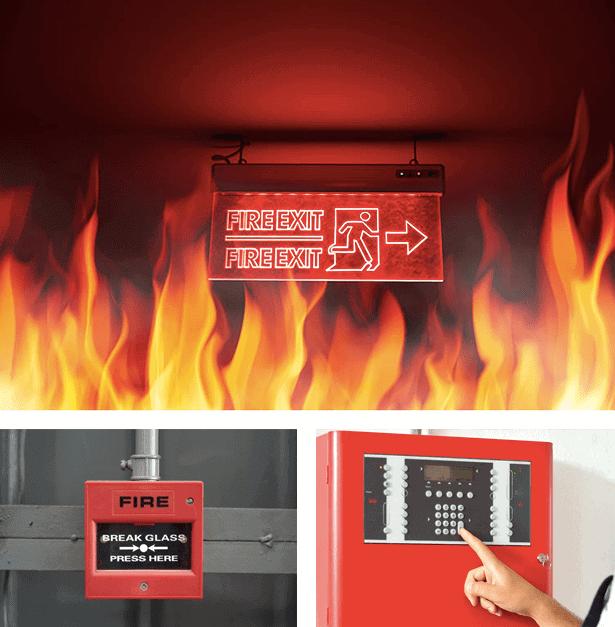 commercial fire alarm installation