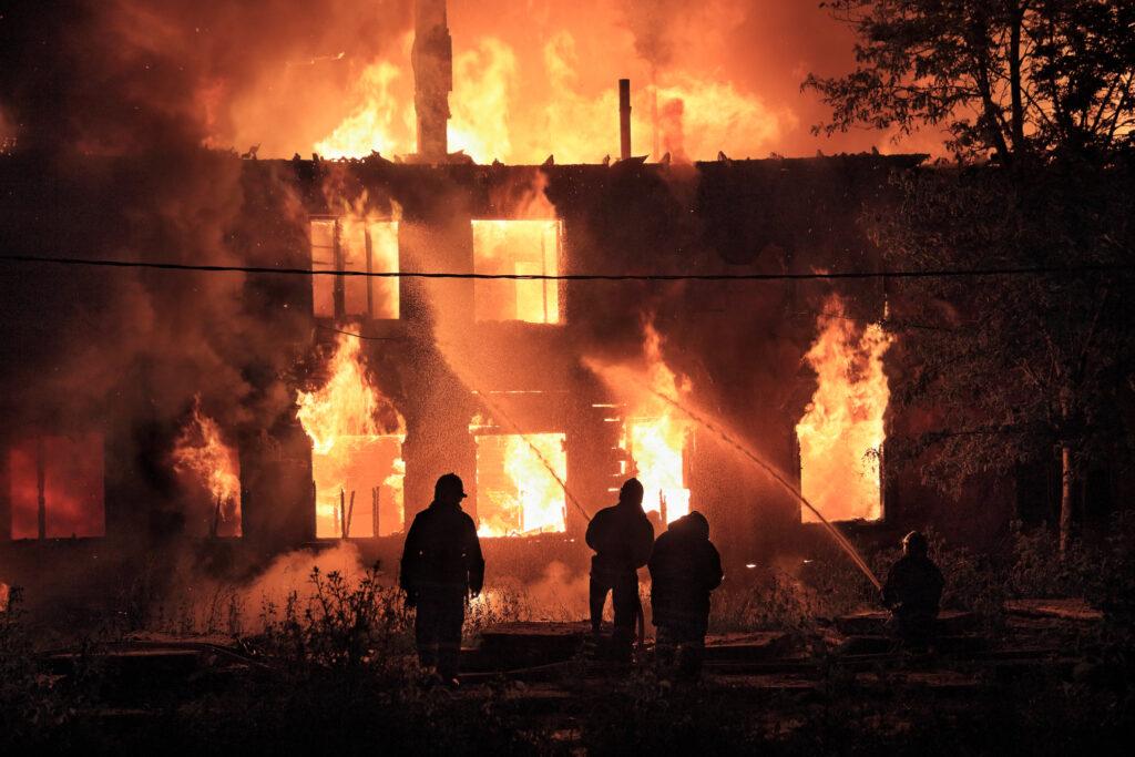 wentworth fires